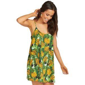 NWT SMYM Bella Gone Bananas Dress